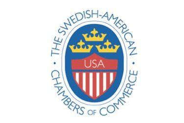 THE SWEDISH AMERICAN CHAMBERS OF COMMERCE